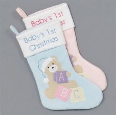 BABY'S FIRST STOCKING